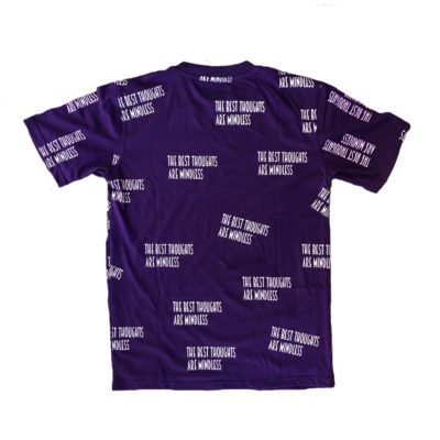 GRAPE NOW&LATER TSHIRT