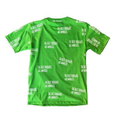 GREEN APPLE NOW&LATER TSHIRT