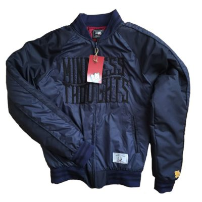 MINDLESS THOUGHTS BOMBER JACKET